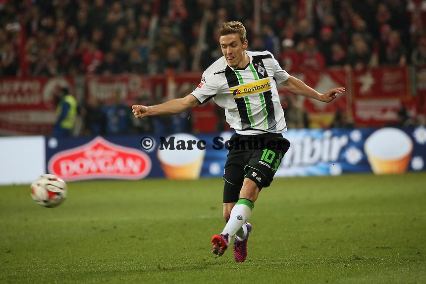 Max Kruse (Borussia)  - 1. FSV Mainz 05 vs. Borussia Moenchengladbach, Coface Arena