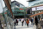 Westfield Stratford City shopping centre, London, England