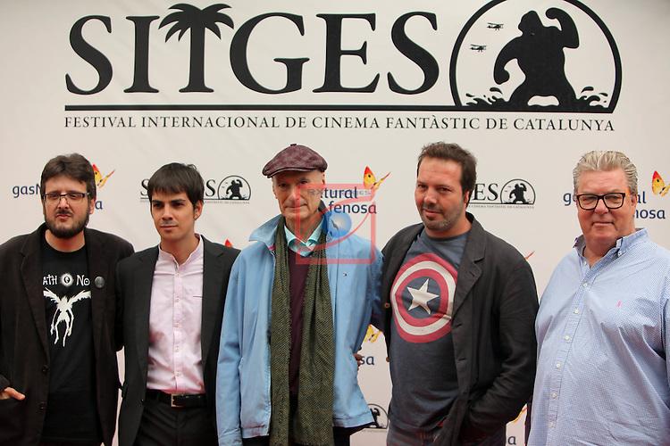 49 Festival Internacional de Cinema Fantastic de Catalunya-Sitges 2016.<br /> Team Vestigis.