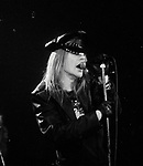 GUNS N ROSES - Axl Rose - Performing Live at The Limelight in NYC 01/31/1988 Photo Credit : David Plastik