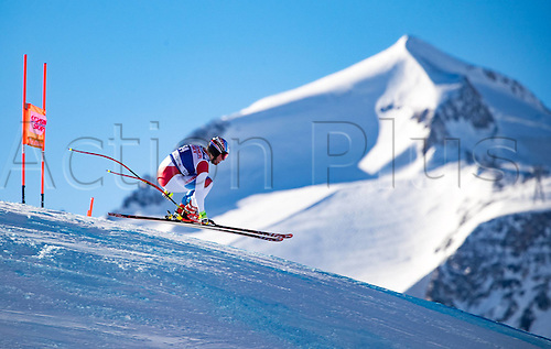 01.12.2016, Val d Isere, France.  FIS World Cup Alpine skiing , Val d Isere, Training in action during the 2nd practice run