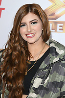 Sofia Oliveira (V5)<br /> at the photocall of X Factor Celebrity, London<br /> <br /> ©Ash Knotek  D3524 09/10/2019