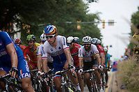 Peter Sagan (SVK/Tinkoff-Saxo) in the final lap<br /> <br /> Elite Women Road Race<br /> UCI Road World Championships Richmond 2015 / USA