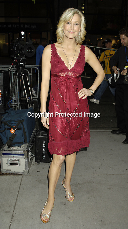 Lara Spencer..at The Museum of Modern Art for a party for Prince Charles and The Duchess of Cornwall on November 1, 2005. ..Photo by  Robin Platzer, Twin Images