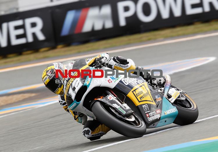 Monster Energy Grand Prix de France in Le Mans 14.-17.05.2015, Free Practice<br /> <br /> 12 Tom L&uuml;thi / Schweiz<br /> <br /> Foto &copy; nordphoto / FSA