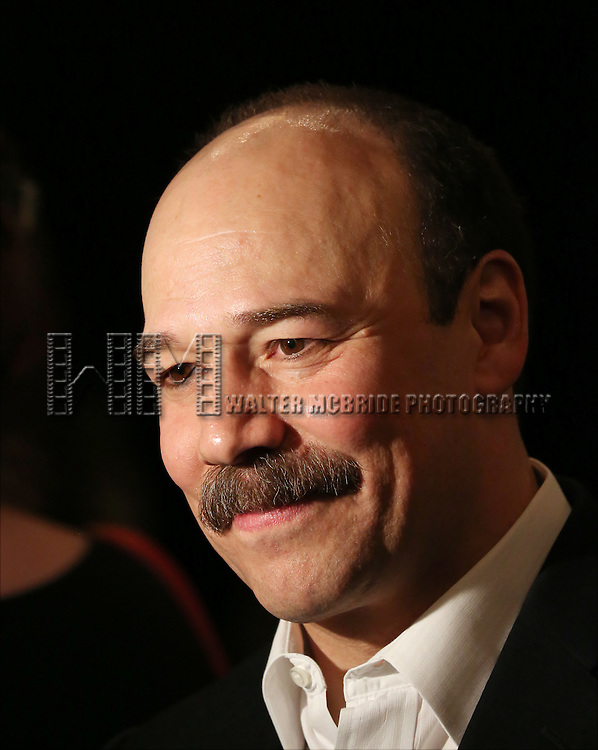 Danny Burstein attending the Broadway Opening Night After Party for 'Cabaret' at Studio 54 on April 24, 2014 in New York City.