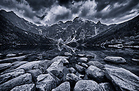 Tatra Mountains National Park in Poland