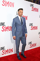 "LOS ANGELES - MAR 13:  Josh Duhamel at the ""Love, Simon"" Special Screening at Westfield Century City Mall Atrium on March 13, 2018 in Century City, CA"