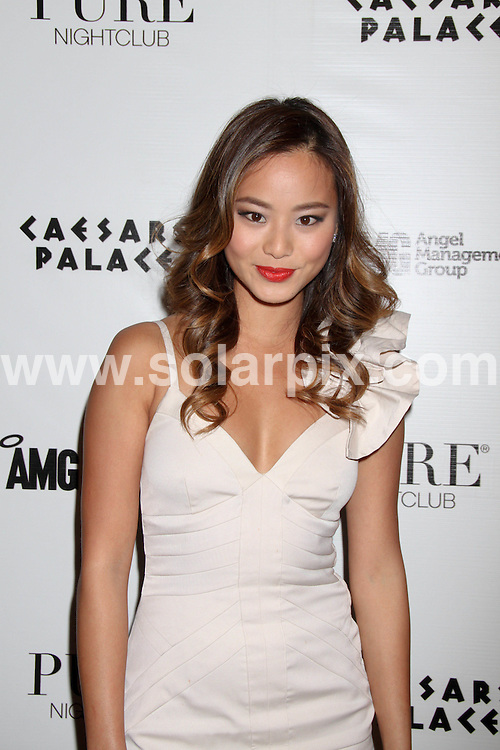 **ALL ROUND PICTURES FROM SOLARPIX.COM**                                             **SYNDICATION RIGHTS FOR UK, AUSTRALIA, DENMARK, PORTUGAL, S. AFRICA, SPAIN & DUBAI (U.A.E) & ASIA (EXCLUDING JAPAN) ONLY**                                                                                  Caption: Jamie Chung Hosts The Evening at Pure Nightclub in Las Vegas on July 16, 2011                                                                              This pic: Jamie Chung                                                                                              JOB REF: 13732 PHZ Prn      DATE: 16_07_201                                                          **MUST CREDIT SOLARPIX.COM OR DOUBLE FEE WILL BE CHARGED**                                                                      **MUST AGREE FEE BEFORE ONLINE USAGE**                               **CALL US ON: +34 952 811 768 or LOW RATE FROM UK 0844 617 7637**