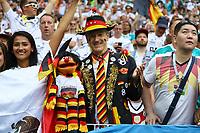 Deutscher Fan - 17.06.2018: Deutschland vs. Mexico, Luschniki Stadium Moskau