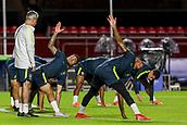 2019 Copa America Football Brazil Train in Sao Paulo Jun 13th