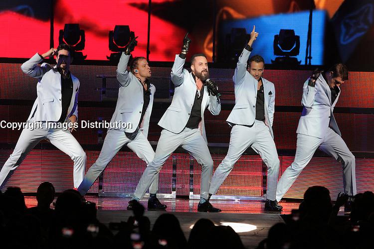 2013 File Photo - Backstreetboys