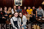 A group of young supporters seen at the Callinafercy Rowing Club Fundraising Dance in The Manor Inn Killorglin on Friday Evening.