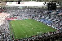 JUNE 9, 2006: Munich, Germany: The FIFA World Cup Stadium, Munich during the opening game of the World Cup Finals.  Germany defeated Costa Rica, 4-2.