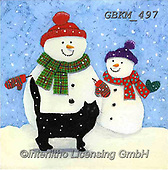 Kate, CHRISTMAS SANTA, SNOWMAN, WEIHNACHTSMÄNNER, SCHNEEMÄNNER, PAPÁ NOEL, MUÑECOS DE NIEVE, paintings+++++Christmas page 2 1,GBKM497,#x#