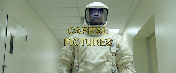 Laurence Fishburne<br /> in The Signal (2014)  <br /> *Filmstill - Editorial Use Only*<br /> CAP/FB<br /> Image supplied by Capital Pictures