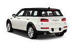 Car pictures of rear three quarter view of 2016 MINI CLUBMAN Cooper 5 Door wagon Angular Rear