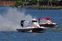 Chris Fairchild, (#62) and Wesley Cheatham, #4   (Sport F1)
