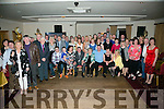 Surprise 50th Wedding Anniversary Nora and  Johnny Kelly from Lohercannon, Tralee, here with family and friends at Kerins O'Rahillys GAA club on Saturday