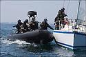 Juin 2010, Commandos Marine.