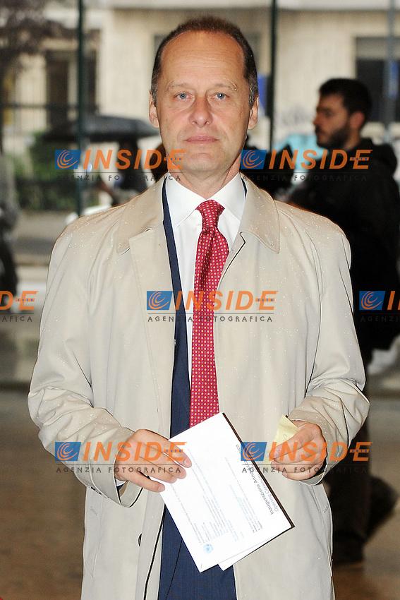 Milano 22/10/2013 - inaugurazione anno accademico Universita' Bocconi / foto Andrea Ninni/Image/Insidefoto<br /> nella foto: Paolo Andrea Colombo