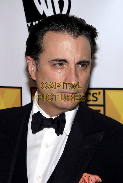 ANDY GARCIA.The 10th Annual Critics' Choice Awards held at the Wiltern Theatre, Los Angeles, California, USA, .January 10th 2005..portrait headshot.Ref: ADM.www.capitalpictures.com.sales@capitalpictures.com.©JWong/AdMedia/Capital Pictures s.