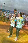 Colour Run, Birmingham, NEC, August, 2016