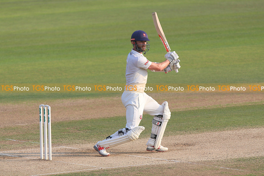 James Foster in batting action for Essex during Essex CCC vs Glamorgan CCC, Specsavers County Championship Division 2 Cricket at the Essex County Ground on 15th September 2016