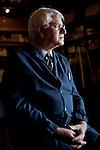 Darrell Corti poses for a portrait at Corti Bros. in Sacramento, Calif., March 3, 2012.