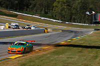 IMSA Porsche GT3 Cup Challenge USA<br /> Road Atlanta<br /> Road Atlanta, Braselton GA<br /> Friday 6 October 2017<br /> 25, Victor Gomez IV, GT3G, USA, 2016 Porsche 991<br /> World Copyright: Jake Galstad<br /> LAT Images