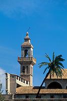 Spanien, Mallorca, Kirche Santa Clara in Palma de Mallorca
