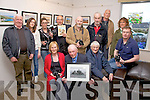 Pictured at the opening of The South Kerry Camera Clubs Photographic Exhibition 'The Sea' in Tech Amergin on Friday night last some of the contributing photographers front l-r; Deirdre Booth, Des Lavelle, Denis Kavanagh, back l-r; Michael Donnelly, Eileen Corcoran, Maureen Corcoran, Michael Herrmann, Padraig Sands, John Dowd, Billy Kunze, Trish O'Sullivan & Paul Murphy, the exhibition was opened by Des Lavelle and will run for the next 2 weeks.