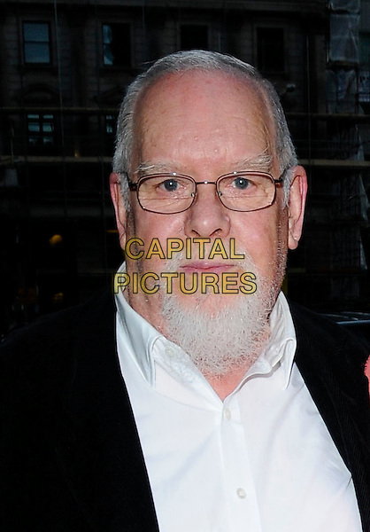 SIR PETER BAKE .At the Stella McCartney Private Dinner, 5th Floor Restaurant, Harvey Nichols, Knightsbridge, London, England, .July 3rd 2008..portrait headshot beard glasses .CAP/CAN.©Can Nguyen/Capital Pictures