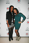 Charnell and Singer Sha Collins Attends Beauty and the Beat Vol 2: Heroines for Haiti Hosted by Actress Bobbi Baker-James With DJ Jon Quick Select, The Hip Hop Loves Foundation and Love No Limit Honoring Model Maya Haile, Doris Haircare CEO Marlene Duperley, JRT Multimedia LLC Founder Jocelyn Taylor, Lamb to a Lion Productions CEO Setor Attipoe, Wagner Wolf Publishing CEO and Author Shermian P. Daniel, MD, Cute Beltz Clothing Company Owner Kristen Stevens, Johnny Vincent Swimwear Owner and Chief Designer Celeste Johnny and Visual Artist and Hip Hop Loves Boxing Programs in NYC and LA Founder Vanessa Chakour - Music by DJ Vidal, DJ CEO and DJ Jon Quick Held at Cielo, New York 3/25/2011