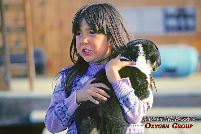 Qaiyaan & Puppy