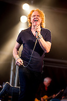 Photo by &copy; Stephen Daniels 14/06/2014 <br /> Prostate Cancer Charity even at Hurtwood Park Polo Club, Ewhurst, Surrey. <br /> Mick Hucknall