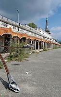 Consonno, il paese fantasma in provincia di Lecco