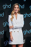 Maria Pombo attends to GHD Christmas Campaign Presentation at Espacio Harley in Madrid, Spain. November 08, 2018. (ALTERPHOTOS/A. Perez Meca) /NortePhoto.com