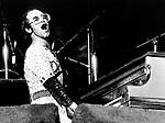 Elton John 1975 Dodger Stadium..© Chris Walter..