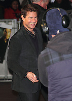 London - World Premiere of 'Jack Reacher' at the Odeon, Leicester Square, London - December 10th 2012..Photo by Keith Mayhew