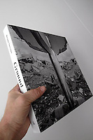 'GROUND': a photography book by Bruno Stevens with forewords by Robert Fisk and Gideon Levy, published by Lannoo, Belgium Décember 2010..224 pp; 30x30cm