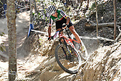 9th September 2017, Smithfield Forest, Cairns, Australia; UCI Mountain Bike World Championships; Jolanda Neff (SUI) riding for Kross Racing Team during the elite womens cross country race