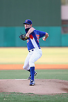 Jeff Gray - AZL Cubs - 2010 Arizona League. Gray is pitching in a rehab appearance against the Mariners at Hohokam Stadium, Mesa, AZ - 07/17/2010.Photo by:  Bill Mitchell/Four Seam Images..