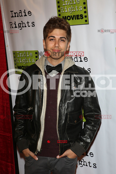 LOS ANGELES, CA - April 18, 2014:  Anthony Guajardo attends the Fray Movie Premiere, California. April 18, 2014. Credit:RD/Starlitepics /NortePhoto