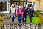 Norma Moriarty out canvasing with Sinead Kelliher Kerrys Eye, Josie McGillicuddy and John O'Shea in killarney on Saturday