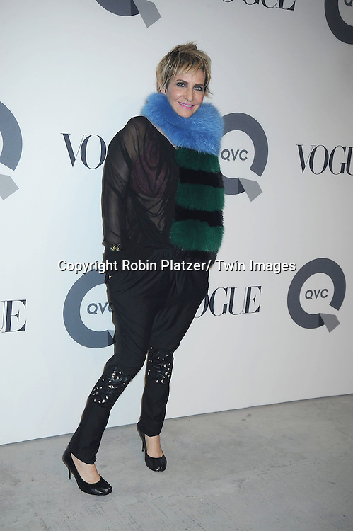Lori Goldstein attending The QVC and Vogue Fashion Week Party on February 11, 2011 at 229 West 43rd Street in New York City.