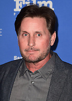 "SANTA BARBARA, CA - JANUARY 31:  Emilio Estevez at the 33rd Santa Barbara International Film Festival Opening Night Film - ""The Public"" at the Arlington Theatre on January 31, 2018 in Santa Barbara, California. (Photo by Scott Kirkland/PictureGroup)"