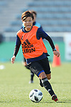 Rika Masuya (JPN), JANUARY 16, 2018 -  Football / Soccer : <br /> Japan women's national team training camp <br /> in Tokyo, Japan. <br /> (Photo by Yohei Osada/AFLO)
