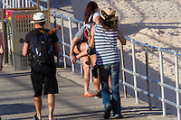 Steve Tyler at Bondi Beach Sydney