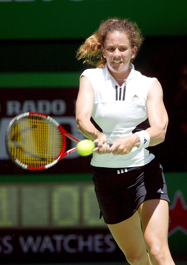 Patty Schnyder, Australian Tennis Open 2004, Melbourne, Australia